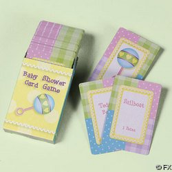 easy baby shower games:Baby Shower Game ~ Charades
