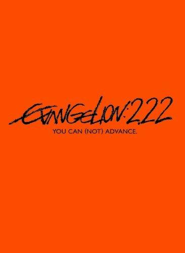 ヱヴァンゲリヲン新劇場版:破 EVANGELION:2.22 YOU CAN (NOT) ADVANCE.【通常版:生コマフィルム無し】 [DVD]