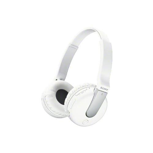 SONY  DR-BTN200 white ワイヤレスヘッドホン/Blutooth対応