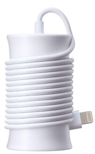 SoftBank SELECTION Lightningコネクタ対応 ACアダプタ(ホワイト)itomaki ACアダプタ for iPhone(Lightningコネクタ対応) SB-AC08-JSIS/WH