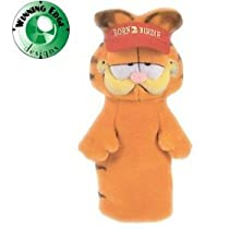 Winning Edge Designs Classic Characters Headcover( MODEL: Garfield, COLOR:N/A, LENGTH:N/A )