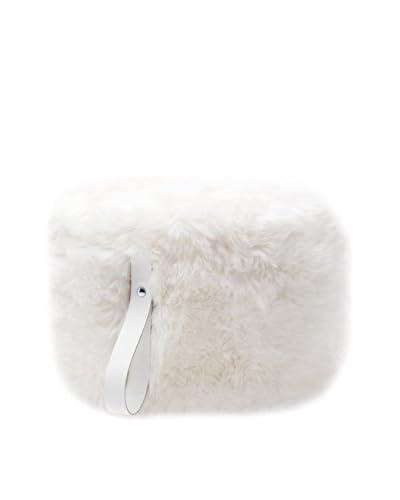 Royal Dream Puff Sheepskin Blanco/Blanco