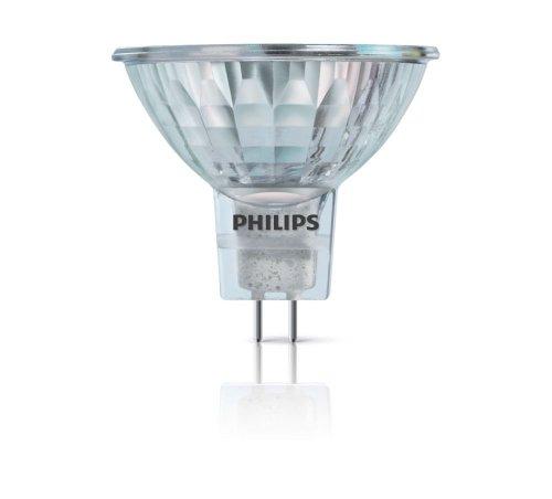 Comparamus philips ampoule ecohalog ne spot culot gu5 3 for Nouvelles ampoules equivalence watts