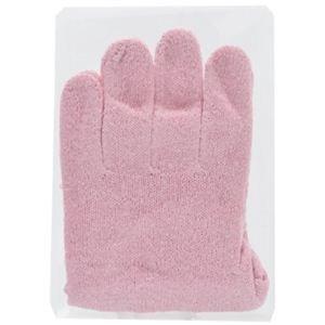 フジモト シルクの凄ワザ シルクDE手袋 ピンク