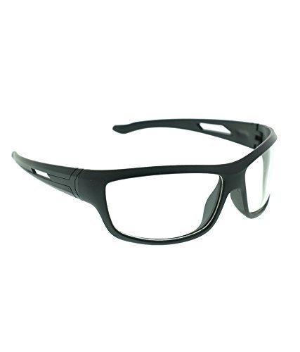 Shara UV Protected Wrap Night vision unisex sunglasses -(SHA/SUNGLASSES/NV|60|white lens)
