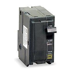 Square D Co. Qo250 2 Pole 50Amp 120/240V Circuit Breaker