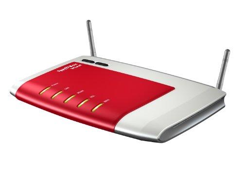 AVM FRITZ!Box 3270 international Wlan Router (ADSL, 300 Mbit/s, Media Server)
