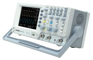 "Gw Instek Gds-1052-U 5.7"" Lcd Color Display Digital Storage Oscilloscope With Usb Port, 50Mhz Bandwidth, 2-Channel, 7Ns Rise Time"