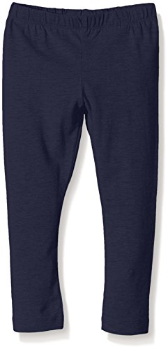NAME IT AN KIDS LEGGING NOOS-leggings Bambina    Grau (Dress Blues) 128 cm