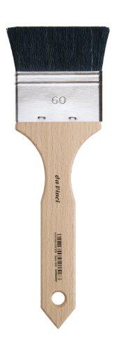 da-vinci-watercolor-series-550-paint-brush-mottler-black-goat-hair-with-plainwood-handle-size-60