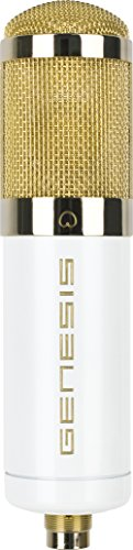 Mxl Genesis Se 20Th Anniversary Special Limited Edition White & Gold Microphone