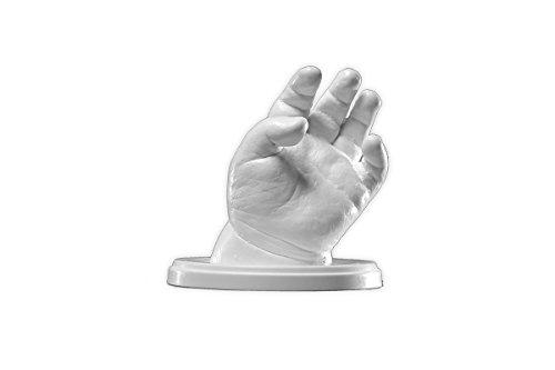 Kit per bambino impronte 3D | bambini fino a 6 mesi e fino a 3 stampi | mani e piedi