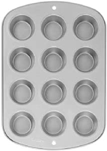 Wilton Regular Muffin Pan 12 Cup Non Stick Steel