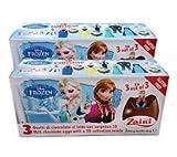 Zaini Chocolate Surprise Let It Go Collection 6 Eggs Random Pack