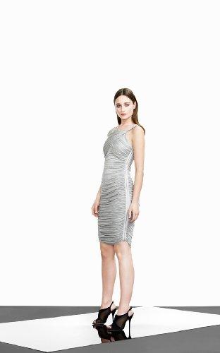 Ruched Jersey T-shirt Dress