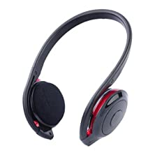 buy Bh-503 Bluetooth Wireless Handfree Stereo Music Player Headset Headphone-Black
