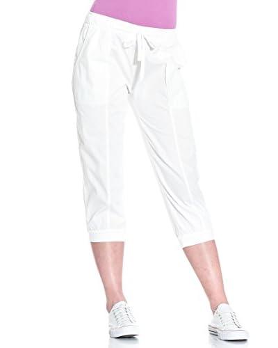 Dimensione Danza Pantalone 7/8 [Bianco]