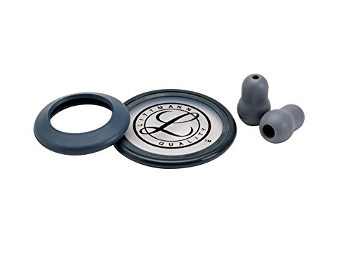 3M Littmann Stethoscope Spare Parts Kit, Classic II S.E., Grey, 40006 (Replacement Stethoscope Parts compare prices)