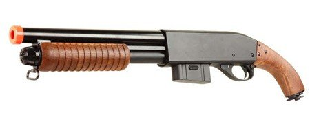 Double Eagle Spring Metal Sawed Off M3000 Shotgun 