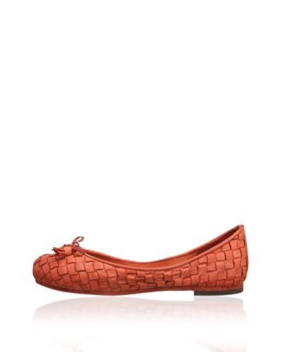 Pantofola d'Oro Ballerina [Rosso]