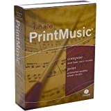 Finale PrintMusic 2009 by MakeMusic! - PC/Mac - SRB Rating: Mature