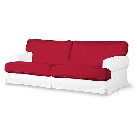 4-tlg. Sofa-Bezug-Set Panama Farbe: Rot