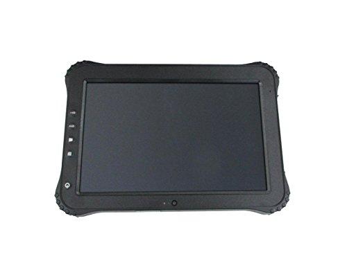 Vanquisher 10-Inch Rugged Tablet PC, Android 4.4 / Intel Atom Quad Core CPU / Anti-scratch Corning Gorilla Panel / IP65 / U-blox GPS Module, For Field Work