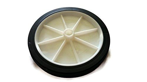 1-x-black-white-108-mm-pu-rader-fur-trolleys-geeignet