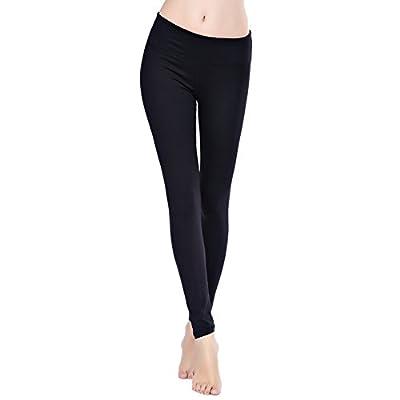 Damen lang Leggings Yoga Sport Training Fitness Jogginghosen