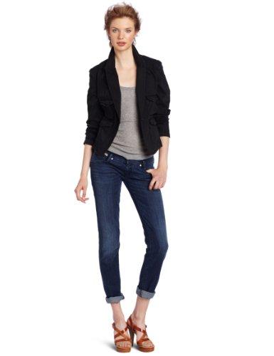 Kleidung Beim Vorstellungsgespräch Frau Mit Billiger Mode Ins