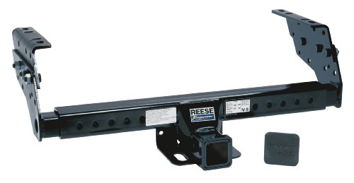 Find Bargain Reese Towpower 37152 Class III/IV 2 Square Tube Multi-Fit Receiver with Hitch Plug Cov...