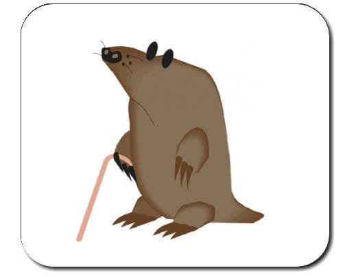 custom-mouse-pad-with-the-image-of-blind-mole