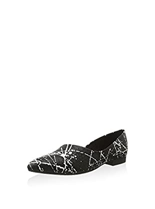 Gerry Weber Shoes Bailarinas Ebru 04 (Negro / Blanco)