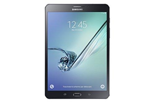 """Samsung Galaxy Tab S2 Tablet da 8.0"""", LTE, 32 GB, Nero/Antracite"""