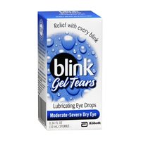 Blink Blink Gel Tears Lubricating Eye Drops, 10 ml (Pack of 2) tears for fears tears for fears the hurting