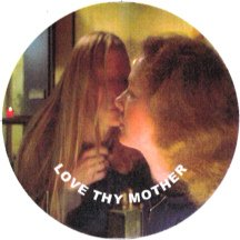 Carrie White's Love Thy Mother Magnet