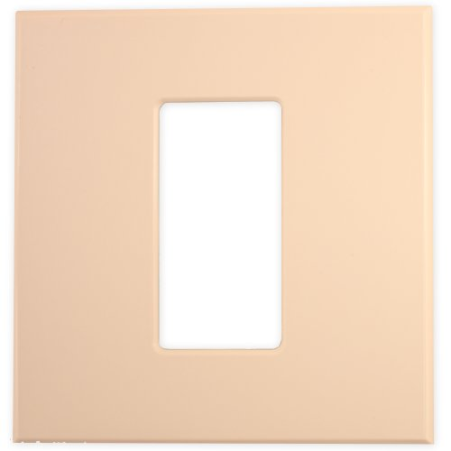 HLC 2400 Watt Dimmer Wallplate - White, 55A03-1