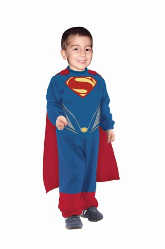 Superman Man Of Steel Tiny Tikes Costume Child Toddler