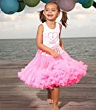 neon pink prima pettiskirt
