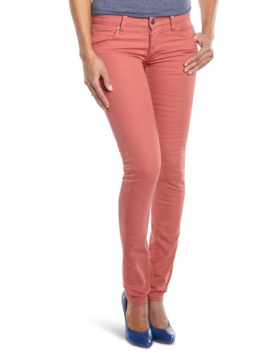 Cheap Monday Narrow Slim, Jeans Donna, Rosso (Red), 42 IT (28W/32L)
