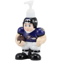 Baltimore Ravens Soap Dispenser