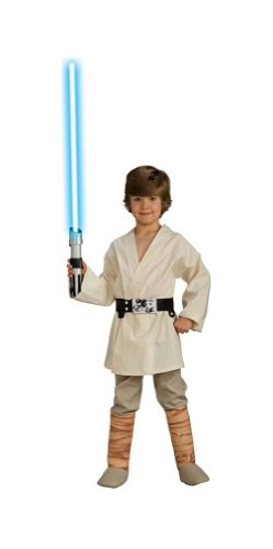 Luke Skywalker Costume deluxe - Child Costume