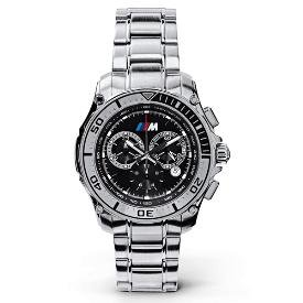 compare prices genuine bmw m chronograph watch. Black Bedroom Furniture Sets. Home Design Ideas