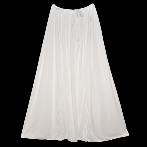 "SeasonsTrading 20"" Child White Cape ~ Halloween Costume Accessory"