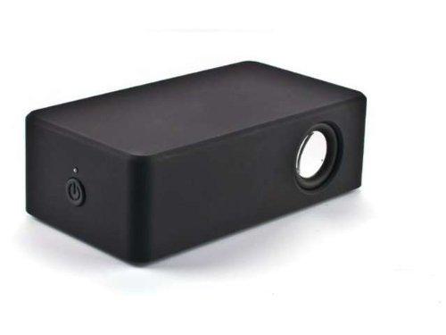 Magic Boose Interaction Amplifying Portable Speaker For Android Smart Phones,Iphone4 And Iphone5 (Black)