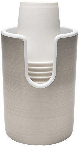 OXO Good Grips Paper Rinse Cup Holder (Bathroom Cup Holder compare prices)