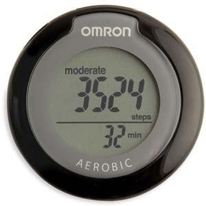 Image of Omron Hip Pedometer - Aerobic (NC88708)