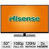 "Hisense 50K360G 50"" Class 1080p 120Hz LED HDTV by HiSense"