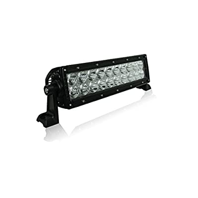 Aurora 10-Inch Double-Row Led-Combination Beam