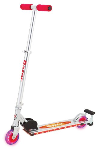 Razor Spark 2.0 Kick Scooter, Red (Scooter For 3yr Old compare prices)